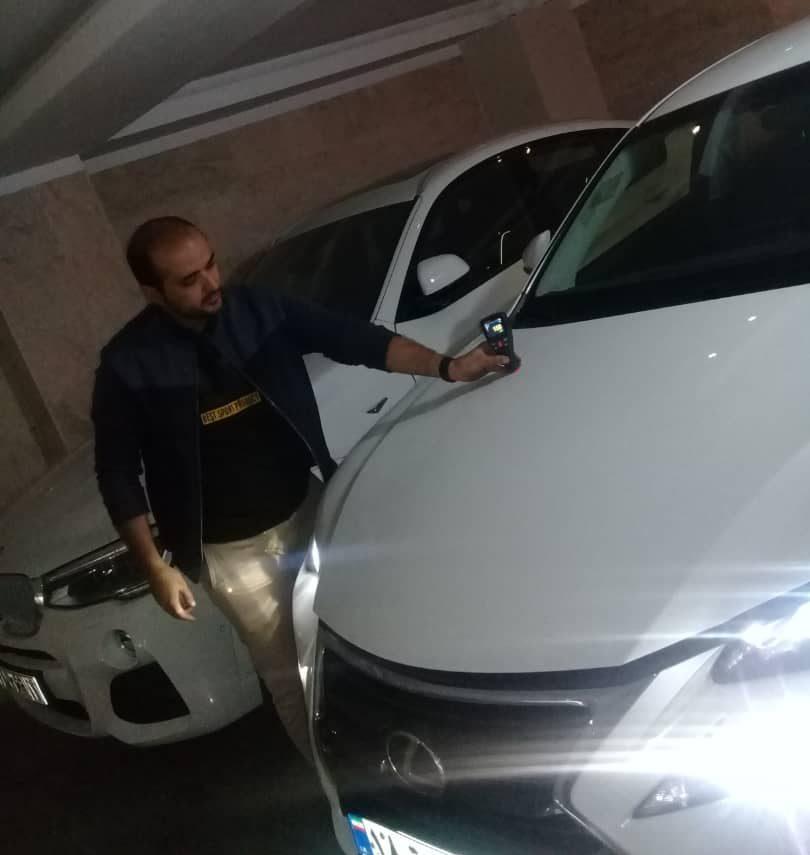 کارشناسی خودرو لکسوس nx300h