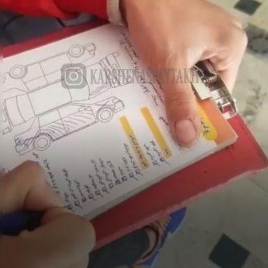 کارشناسی خودرو ریو
